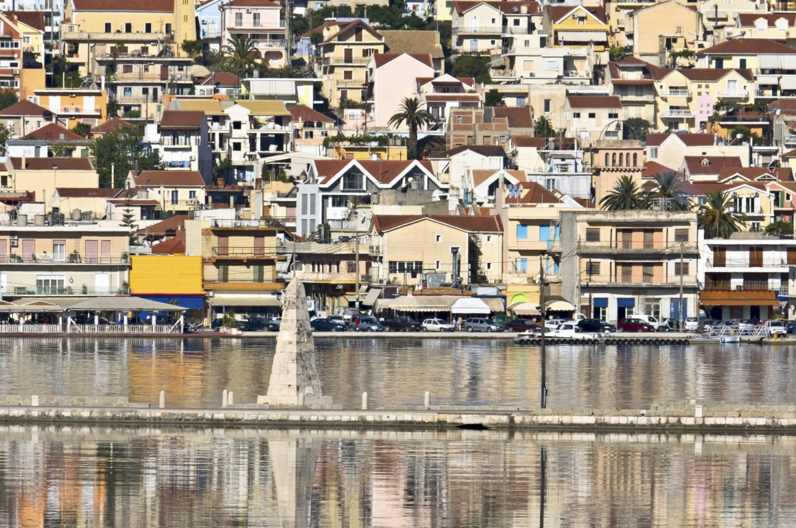 'Traditional greek city of Argostoli at Kefalonia island in Greece' - Kefalonia